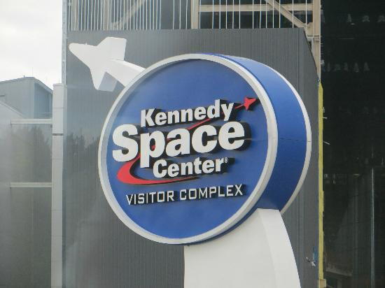 Fairfield Inn & Suites by Marriott Titusville Kennedy Space Center: Entrance to Kennedy Space Centre