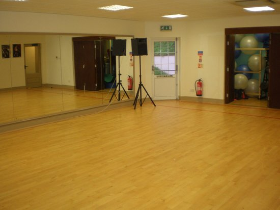 Elfordleigh Hotel: Leisure Center