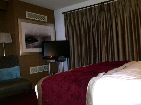 The Bermondsey Square Hotel : Standard room