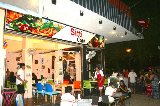 Sitti Cafe and Restaurant