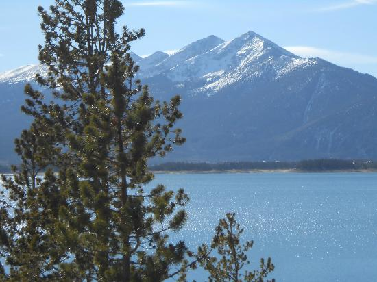 Swan Mountain Resort: Nearby Lake Dillon