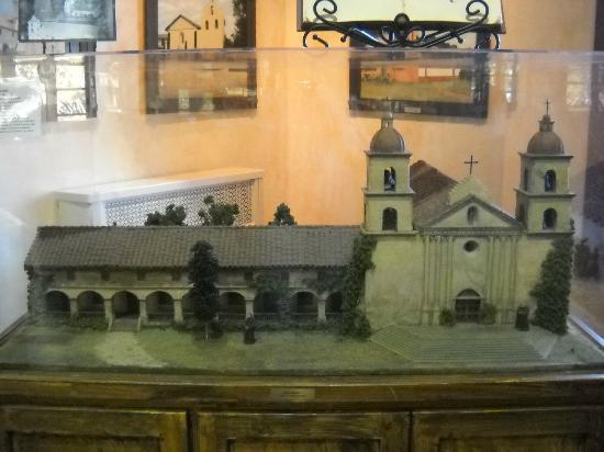 California Missions Museum At Cline Cellars Sonoma On