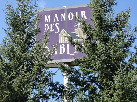 Manoir Des Sables: bon djeuner