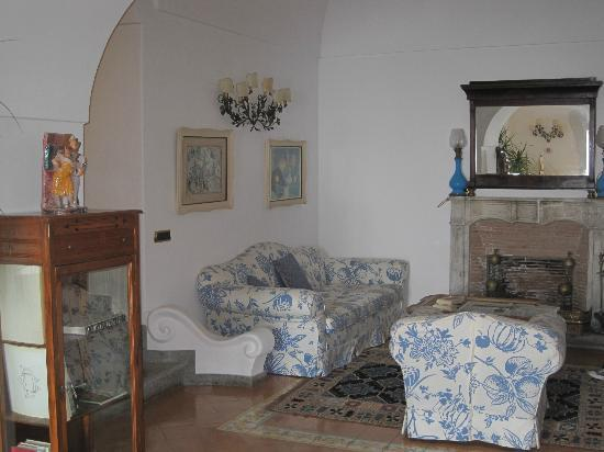 Hotel Miramare: Common Room