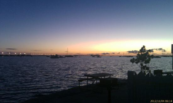 Boyd's Key West Campground: Sunrise