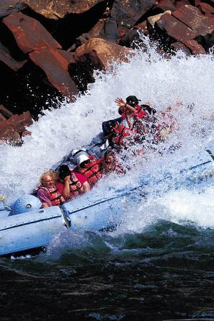 Description: Journey with Sedona's original Colorado River tour