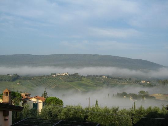 Locanda Viani: View from balcony