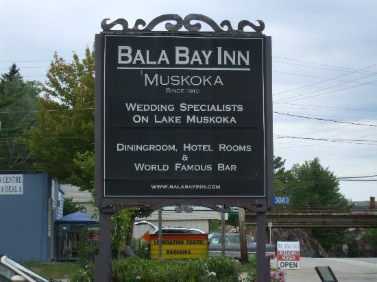 Bala Bay Inn: great place