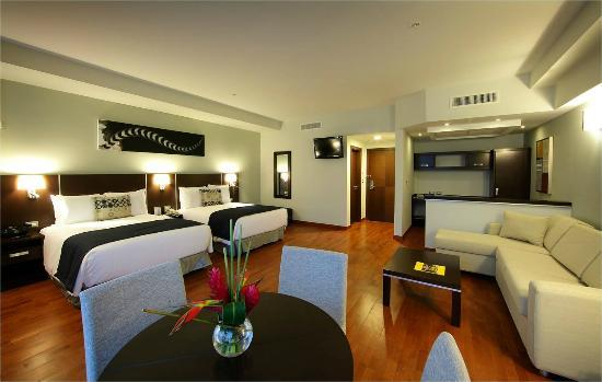 Marriott Executive Apartments Panama City, Finisterre: Studio Double/Double Apartment