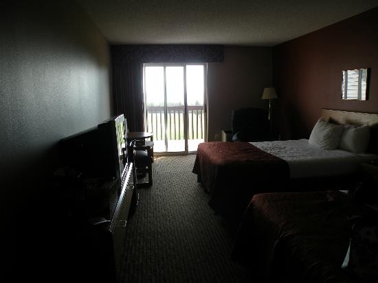 Super 8 Motel - St. Ignace: Interior