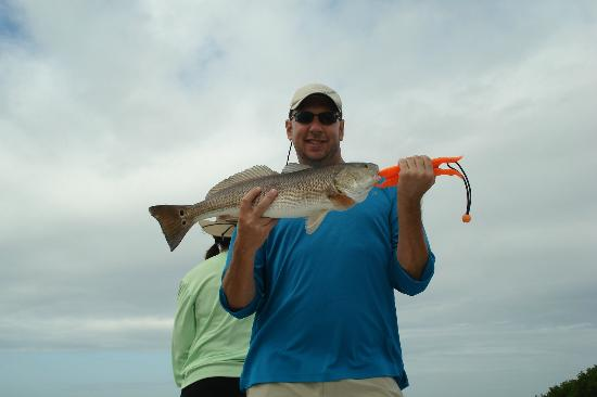 Pineland, Floryda: redfish #1