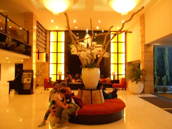     : The lobby