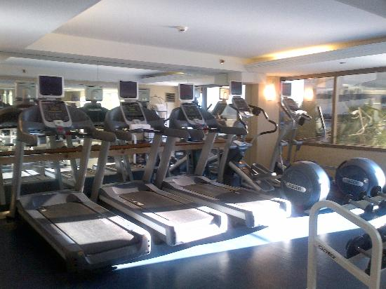 Omni Jacksonville Hotel: Fitness Center