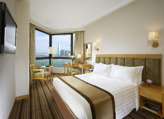 The Harbourview Hong Kong: Premier Plus Harbour View Room