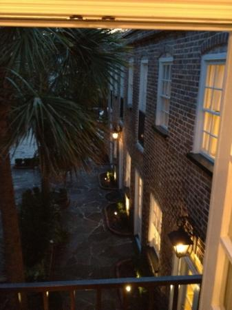 Joseph Aiken Mansion Carriage House: view