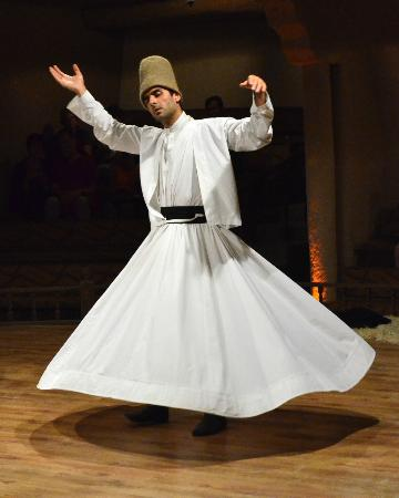 Dervis Evi Whirling Dervishes