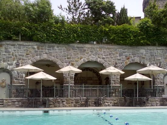 Castle on the Hudson: Pool