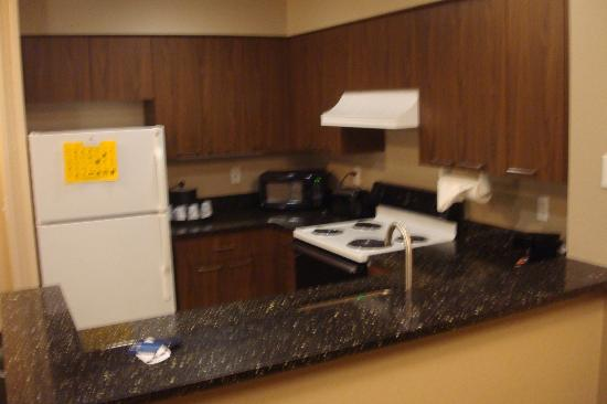 Hampton Inn & Suites Seattle Downtown: Kitchenette