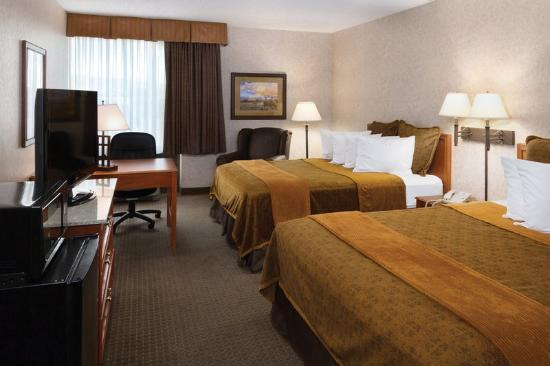 BEST WESTERN Ramkota Hotel: Casper Dbl Queen Low