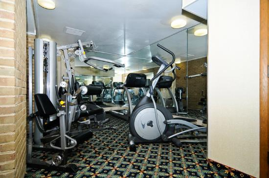 BEST WESTERN Manassas: Fitness Room