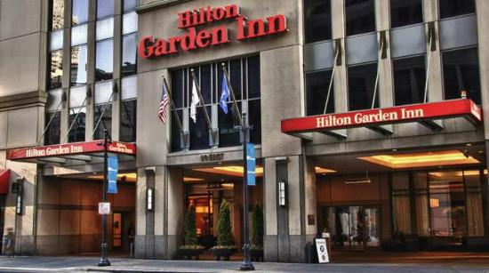 Hilton Garden Inn Chicago Downtown/Magnificent Mile: Hotel exterior