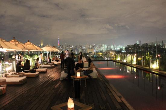 Skye Bar Sao Paulo Brazil On Tripadvisor Address
