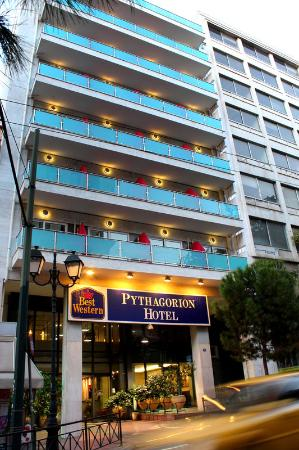 Photo of Best Western Pythagorion Hotel Athens