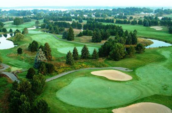 Cadillac, MI: Golf Course