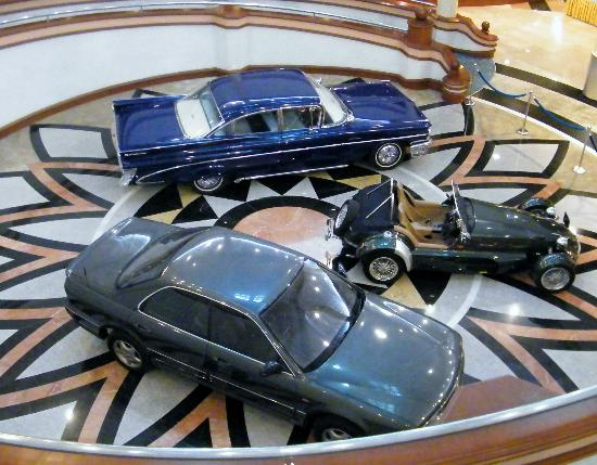Galeria Perdana: Some of the Car Collection