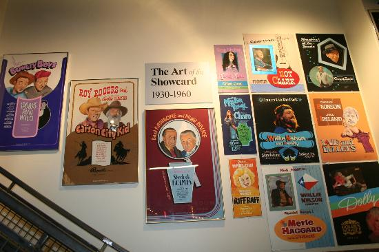 American Sign Museum: Movie Showcards
