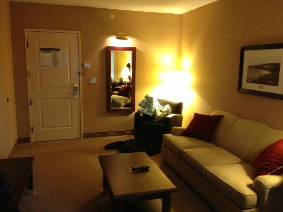 Sheraton Duluth Hotel: Sitting Room