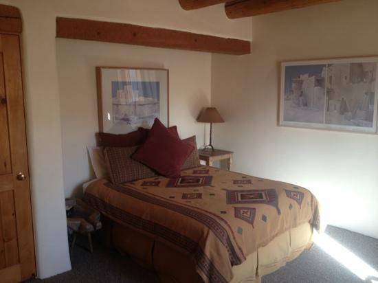 Las Brisas de Santa Fe: Master Bedroom in Unit 19