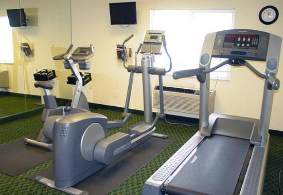 Fairfield Inn & Suites San Francisco-San Carlos: Exercise Room