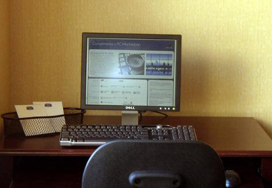Fairfield Inn Dubuque: Business Center