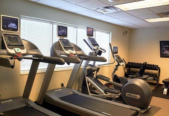 Fairfield Inn Jacksonville Airport: Exercise Room