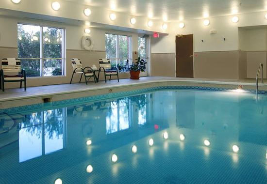 Fairfield Inn Great Falls: Indoor Pool