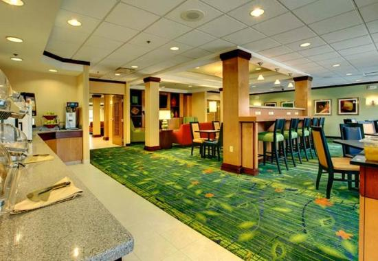 Fairfield Inn & Suites Sarasota Lakewood Ranch: Breakfast Room