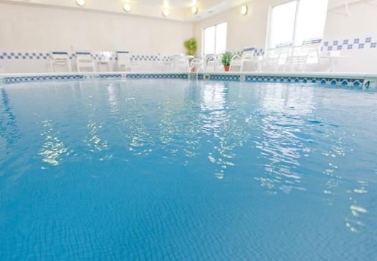 Fairfield Inn Middletown: Indoor Pool