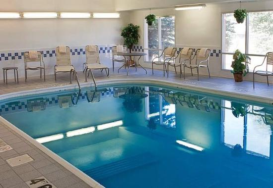 Fairfield Inn Cheyenne: Indoor Pool