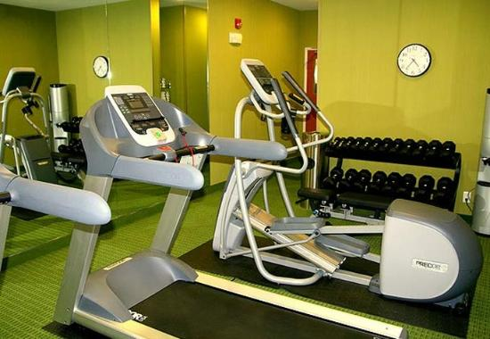 Fairfield Inn Cheyenne: Fitness Center