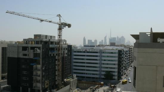 Savoy Park Hotel Apartments: Roof Top