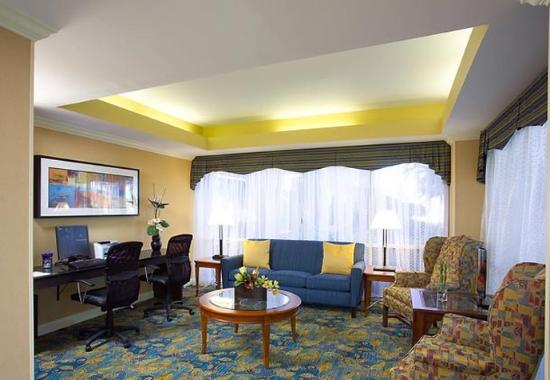 Fairfield Inn Shreveport Airport: Business Center