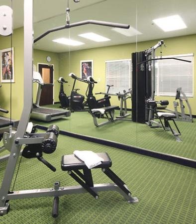 Fairfield Inn & Suites I-10 Lafayette: Fitness Center