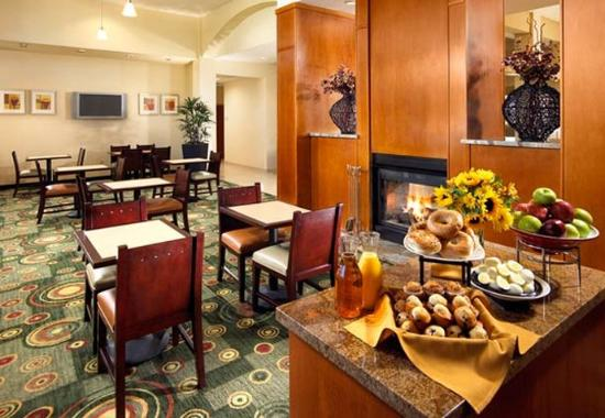 Fairfield Inn Sacramento Cal Expo: Breakfast Room