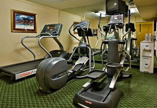 ‪‪Fairfield Inn St. George‬: Fitness Center‬