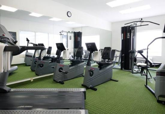 Fairfield Inn & Suites Gulfport: Fitness Center