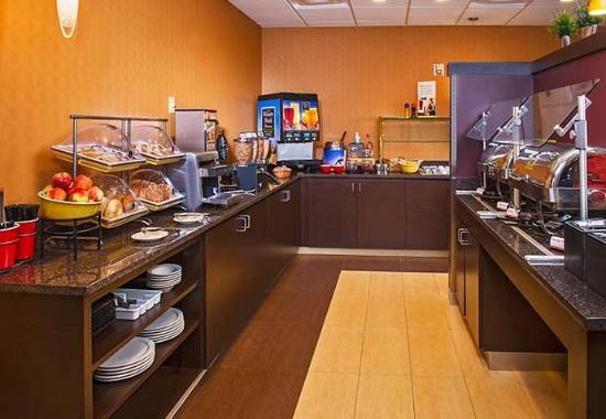 Residence Inn Raleigh Cary: Breakfast Buffet