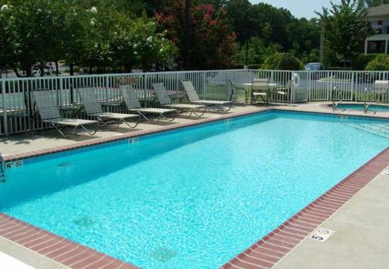Residence Inn Memphis Germantown: Outdoor Pool