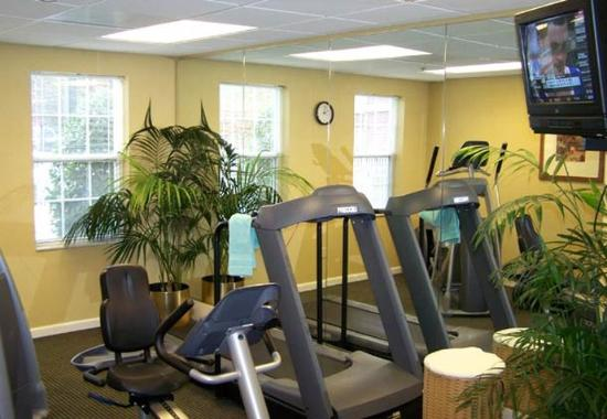 Residence Inn Memphis Germantown: Fitness Center