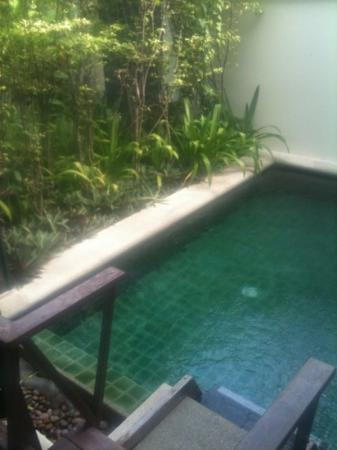 Anantara Lawana Resort and Spa: plunge pool